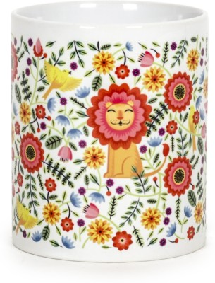 Chumbak Jungle King Ceramic Mug