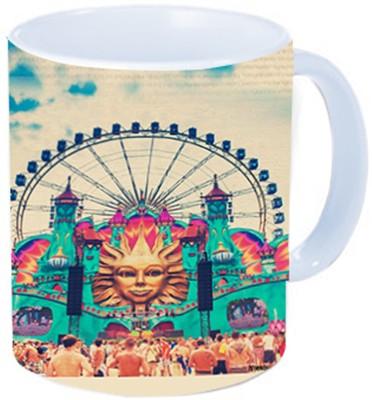 Rawkart swing egypt Ceramic Mug