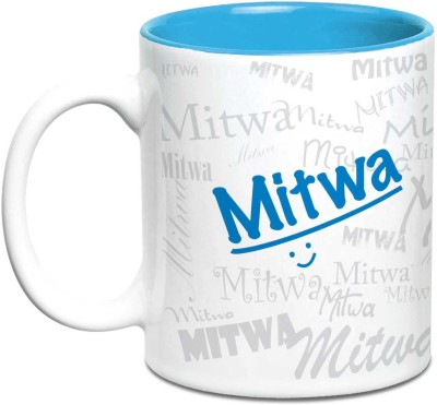 Hot Muggs Me Graffiti - Mitwa Ceramic Mug