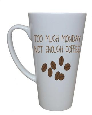 Thelostpuppy Muchmondaybmg Ceramic Mug