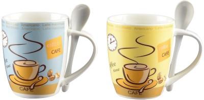 DHARMARAJ LINKS FF Porcelain Mug