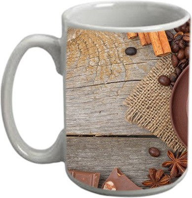 Instyler MG45 Ceramic Mug