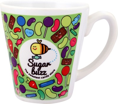Imagica Sugarbuzz Conical Ceramic Mug