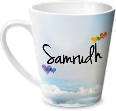 Hot Muggs Simply Love You Samrudh Conical  Ceramic Mug