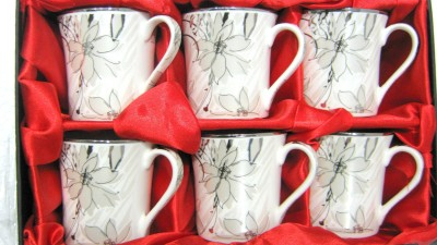 upc coffee mug Bone China Mug