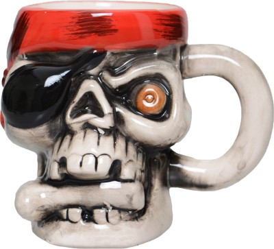 Lifestyle-You Creepy Cool Pirate Skull IG52_D Ceramic Mug
