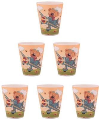 Borosil Kids Tumbler Teddy Melamine Mug