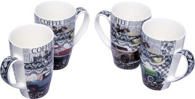 Brightline DLN058-14S023ABCD Porcelain Mug