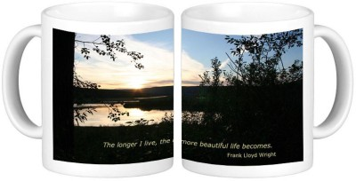 Shopmillions Life Is Beautiful Ceramic Mug
