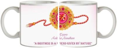 Artist Raksha Bandhan Rakhi MB-2110 Ceramic Mug