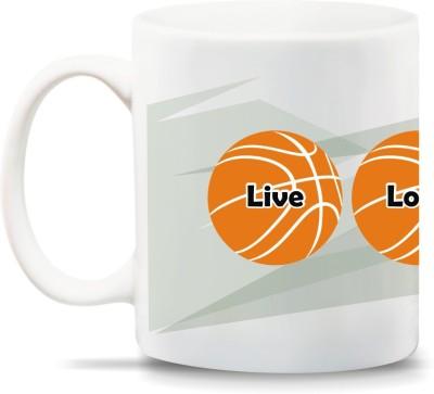 Chipka Ke Bol MUSBAS2C Ceramic Mug