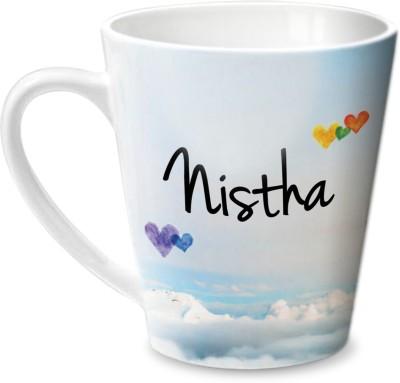 Hot Muggs Simply Love You Nistha Conical  Ceramic Mug
