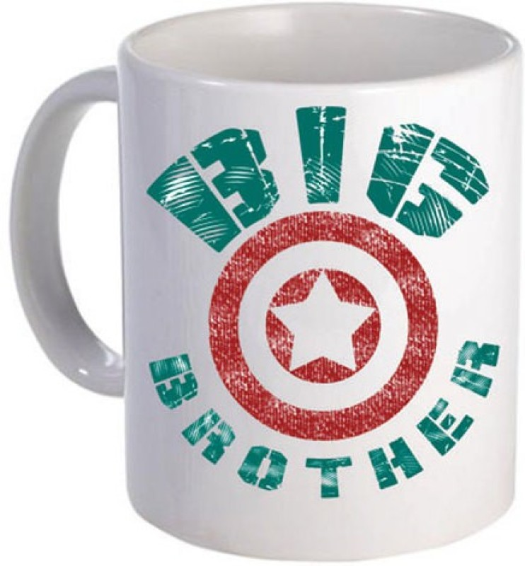 Giftsmate Starry Big Brother Ceramic Mug(330 ml)