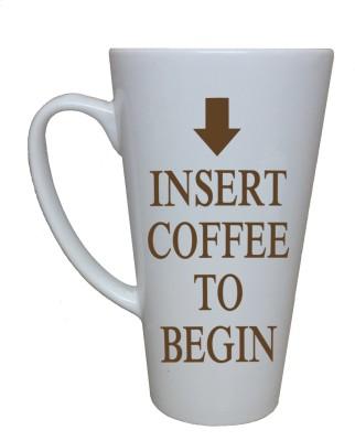 Thelostpuppy Insertcoffeebmg Ceramic Mug