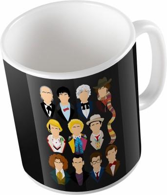 Uptown 18 Mens Ceramic Mug