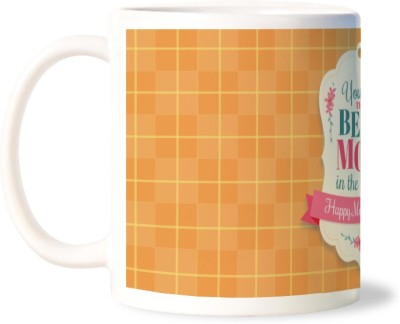 Lovely Collection You Are The Best Mom Porcelain Mug