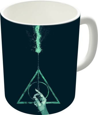 The Fappy Store Expecto Patronum Harry Potter Ceramic Mug