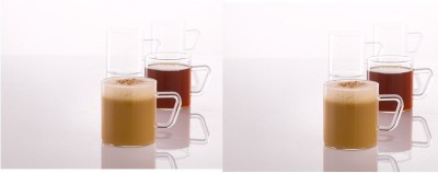 Borosil Classic s Glass Mug