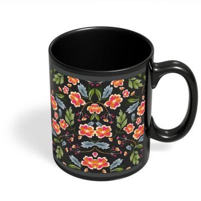 PosterGuy Flowers Art Illustration Art, Patterns, Abstract Ceramic Mug