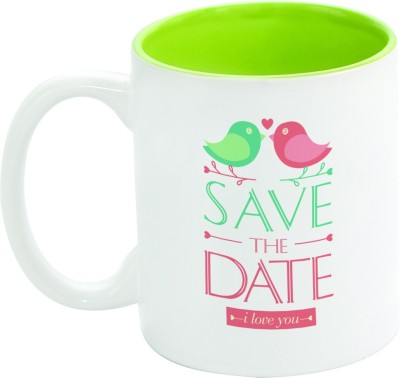 Fashion Envoy Fashion for Valentine Ceramic Mug