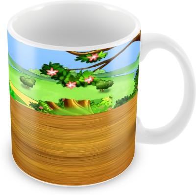 Prinzox Study With Nature Ceramic Mug