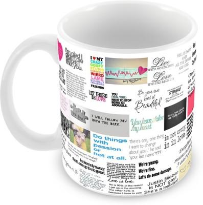 AKUP once-in-love-always-in-love Ceramic Mug