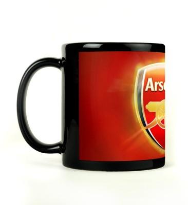 Shoperite Arsenal Football Ceramic Mug