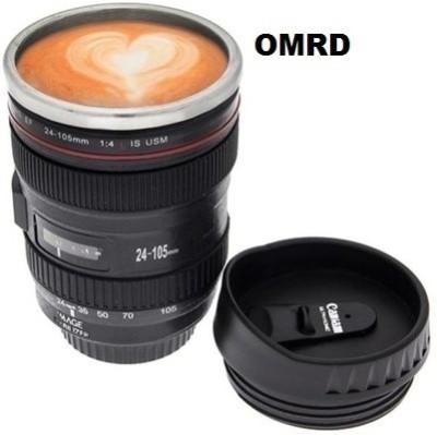 OMRD Camera Lens Dslr Plastic  Plastic Mug