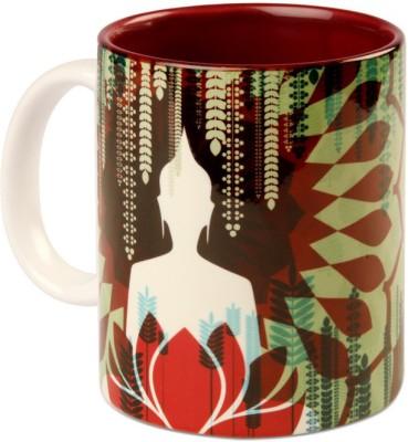 Studio Pandora Buddha Coffee Ceramic Mug