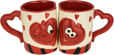 Avenue Love Boy Girl 5 Ceramic Mug