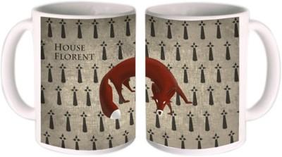 Shopmillions House Florent Ceramic Mug