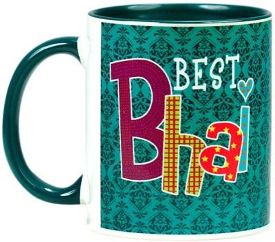 Archies Stylish Best Bhai  Ceramic Mug