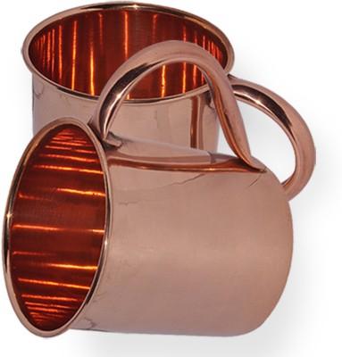 AsiaCraft MOSCOWMUG001-2 Copper Mug