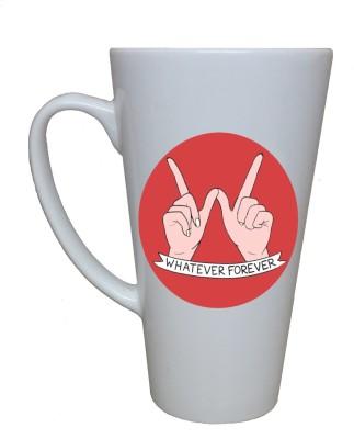 Thelostpuppy Whateverforeverbmg Ceramic Mug