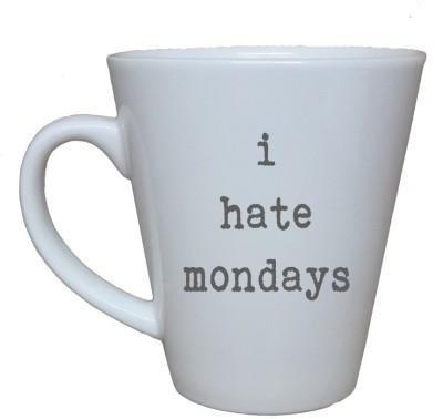 Thelostpuppy Hatemondayssmg Ceramic Mug