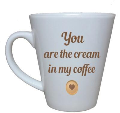 Thelostpuppy Creamcoffeesmg Ceramic Mug