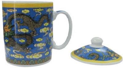 Blue Birds USA Homeware MK-01 Ceramic Mug
