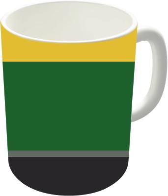 The Fappy Store Minimalist Loki Ceramic Mug