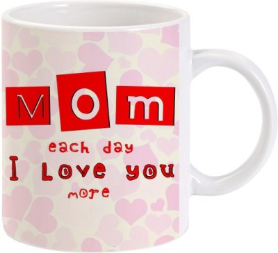Lolprint Gift for Mother,s Day (design 36) Ceramic Mug