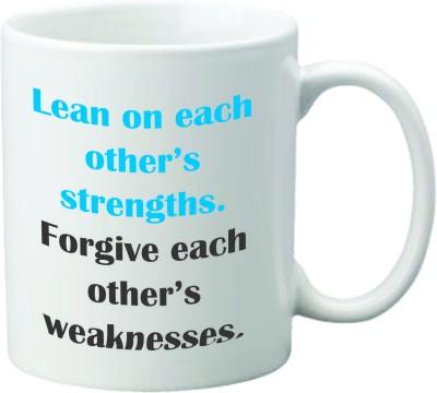 Mugwala Forgiveness Ceramic Mug