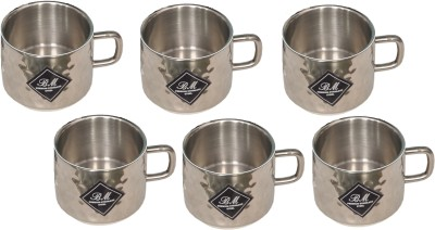 KCL Double Walled Dotted Stainless Steel Mug