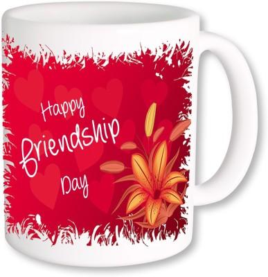A Plus happy friendship day gifts 18 Ceramic Mug