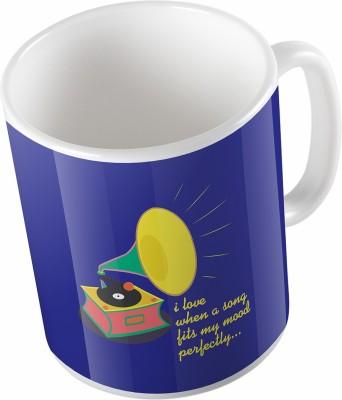 Uptown 18 Coffee 050 Ceramic Mug