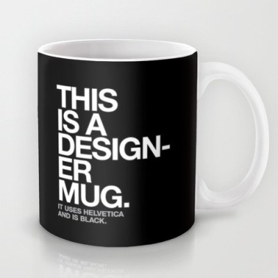 Astrode This Is A Designer Ceramic Mug