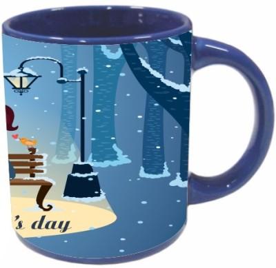 Printland Lamp Post PMBu5411 Ceramic Mug