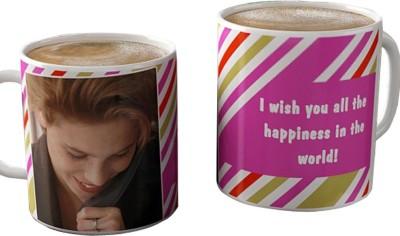 DreamBag Personalized Ceramic Mug