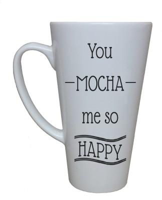 Thelostpuppy Mochahappybmg Ceramic Mug
