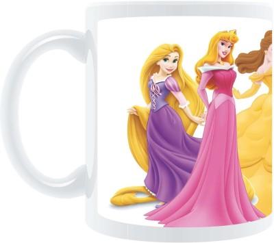 AB Posters Disney Princes Ceramic Mug