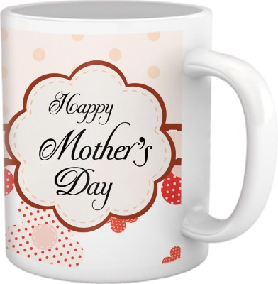 Tiedribbons Hapy Mother,S Day Coffee Ceramic Mug