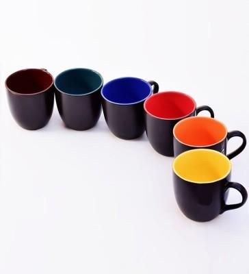 Henry Club Miniblack Ceramic Mug